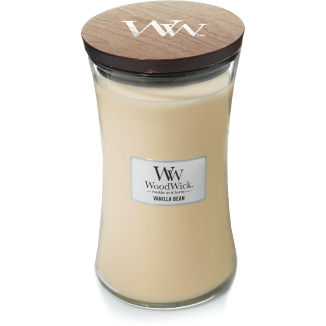 Bougie à la vanille grande