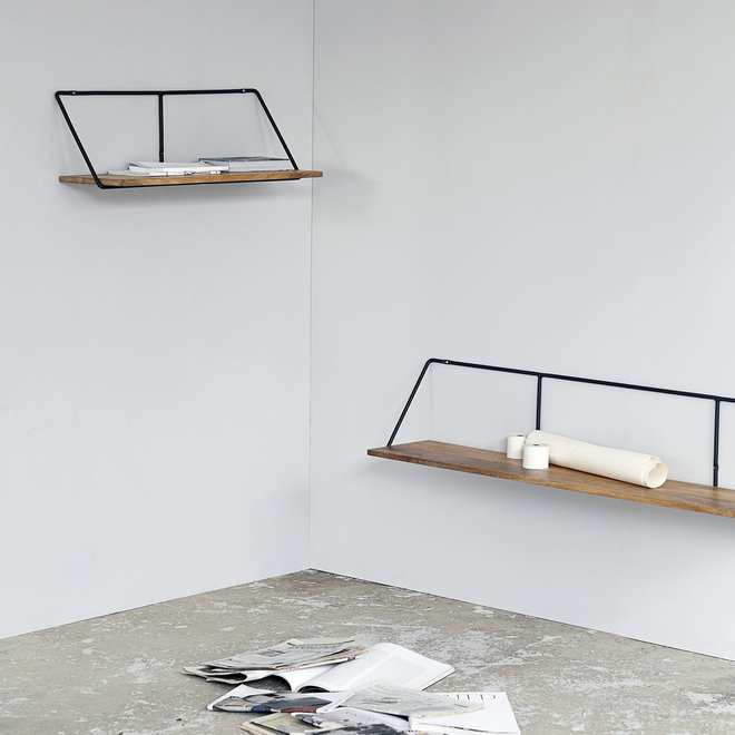 Wall shelf Wired natural 70cm