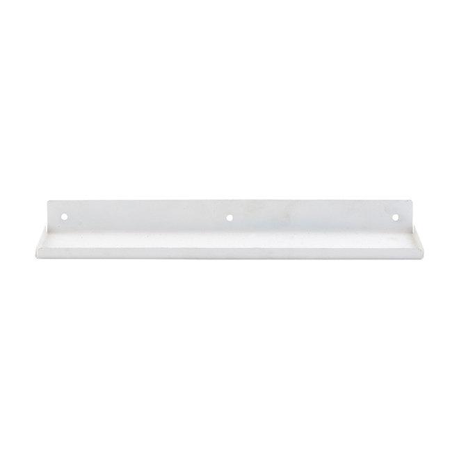 Wandplank Ledge wit 43cm