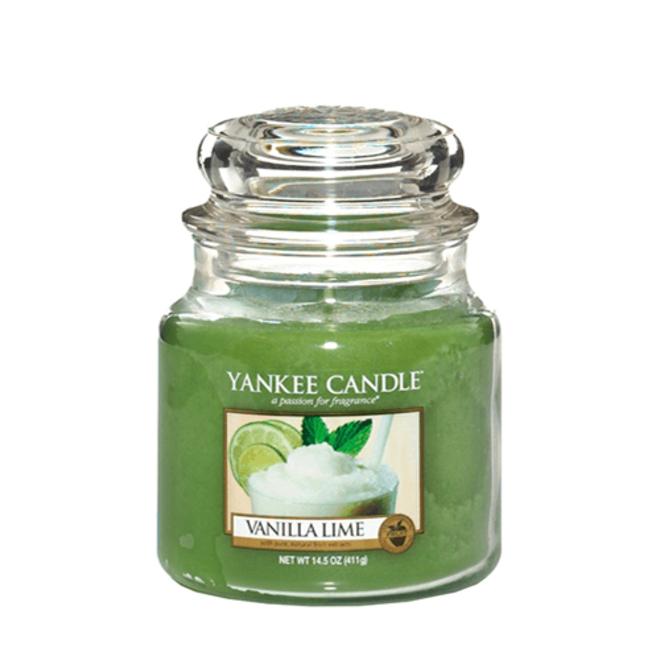Vanille Limette Medium Jar