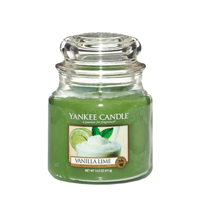 Vanilla Lime Medium Jar