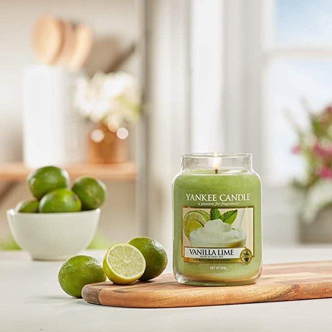 Vanilla Lime  Small Jar