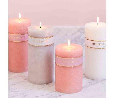 Kaarsen zonder geur