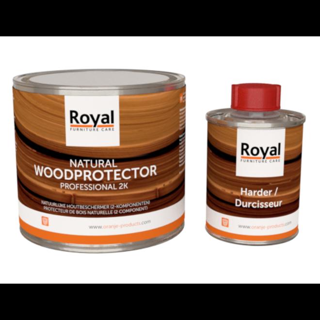 Scellant à bois naturel 2K