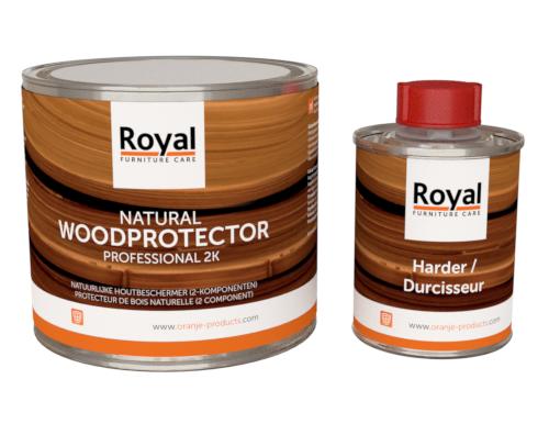 Natural woodsealer 2K