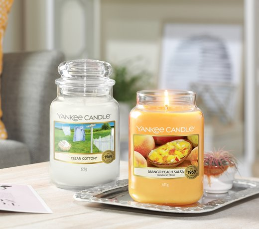 Scents of the month of July