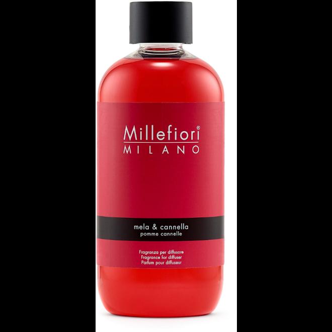 Recharge pour bâtonnets de parfum 250ml Mela & Cannella