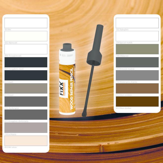 Crayon de réparation du bois