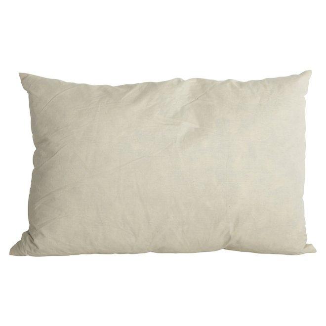 Kissenfüllung 30x50cm weiß