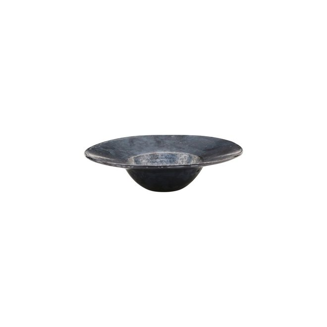 Pasta plate Pion black 25cm
