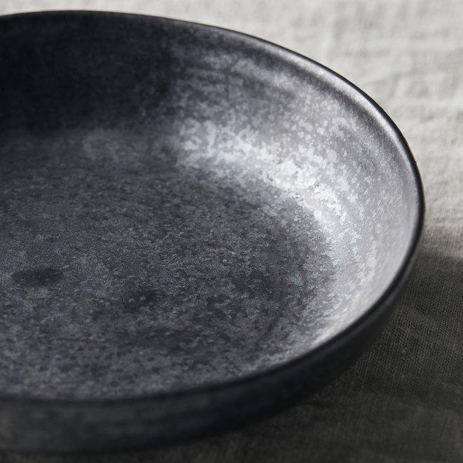 Bowl Pion black 19cm