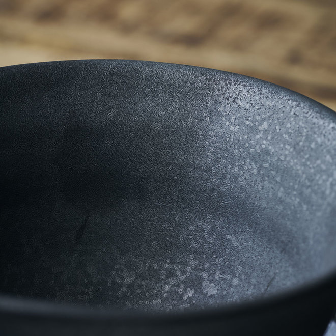 Bowl Pawn black 14.5cm