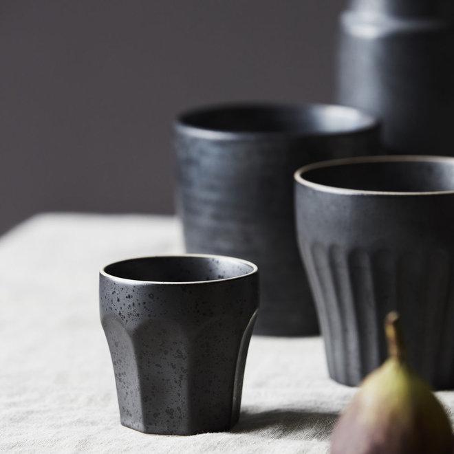 Espressotasse Berica schwarz