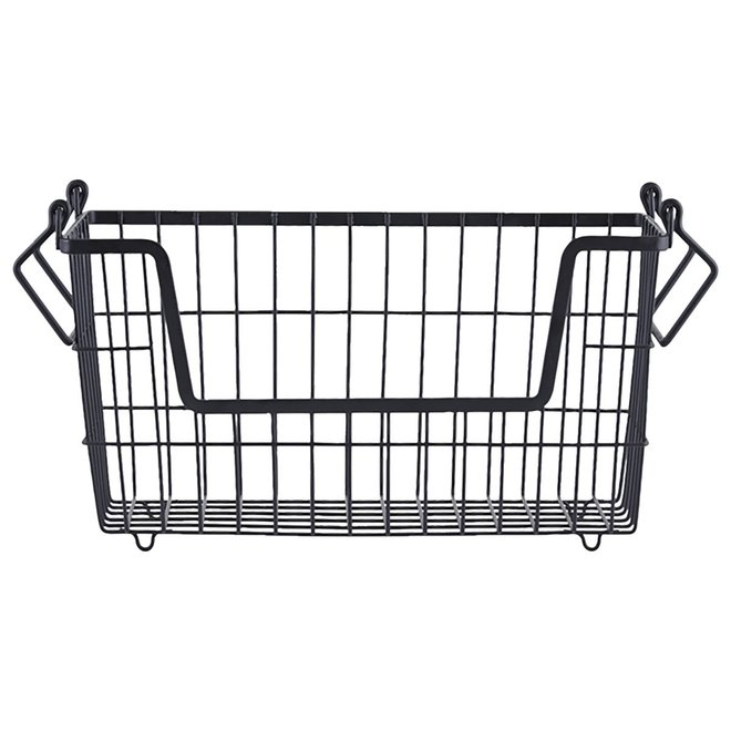 Basket Taw black 18cm