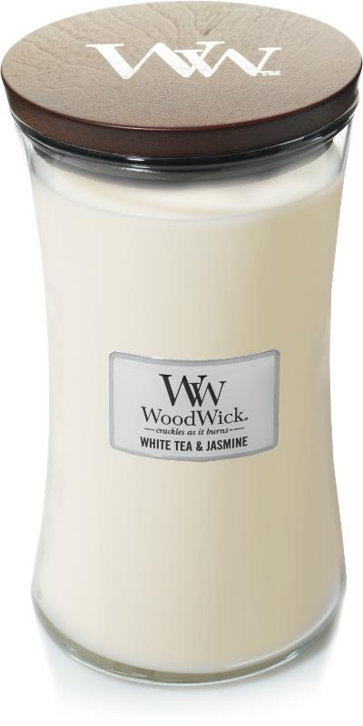 White Tea Jasmine kaars groot