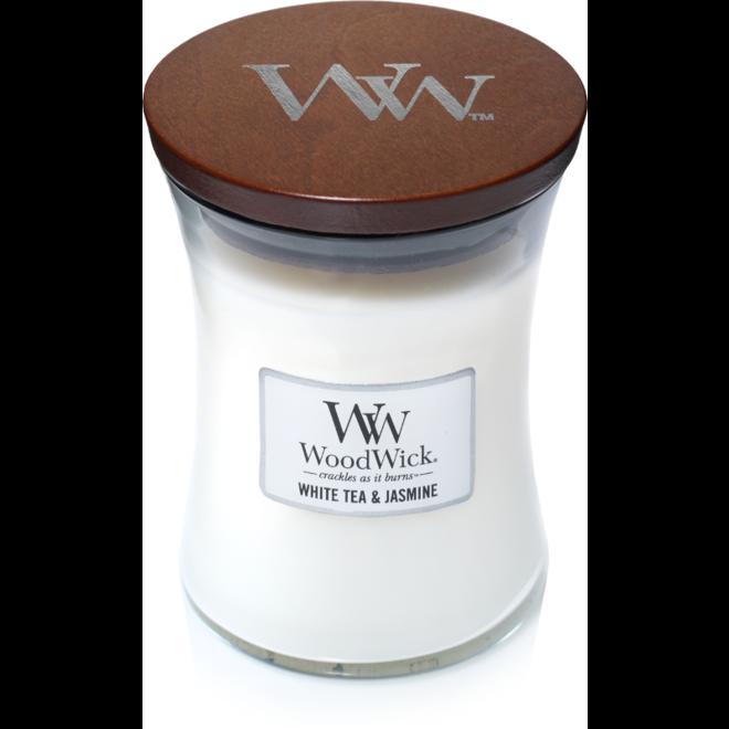 White Tea & Jasmine Medium kaars