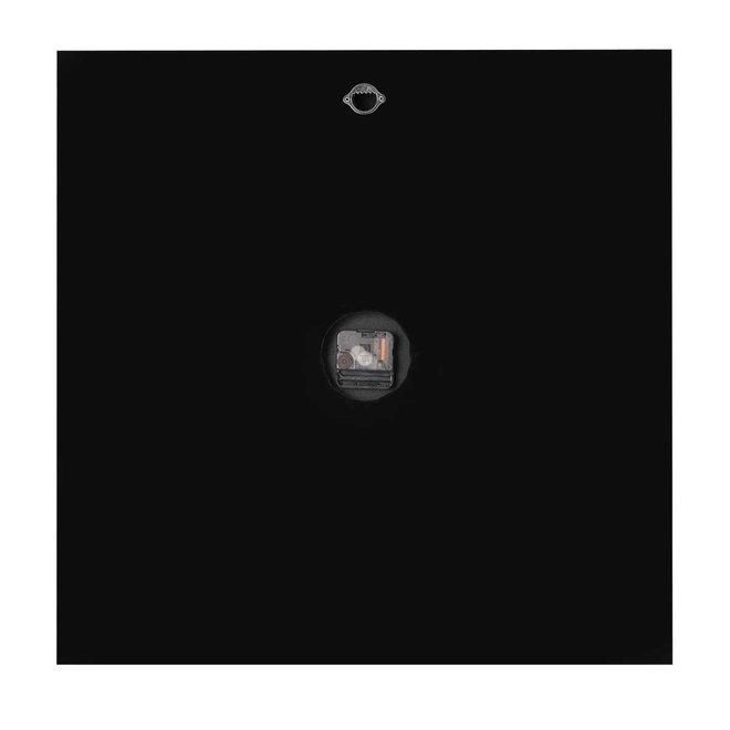 Wandklok Milena grijs 60cm