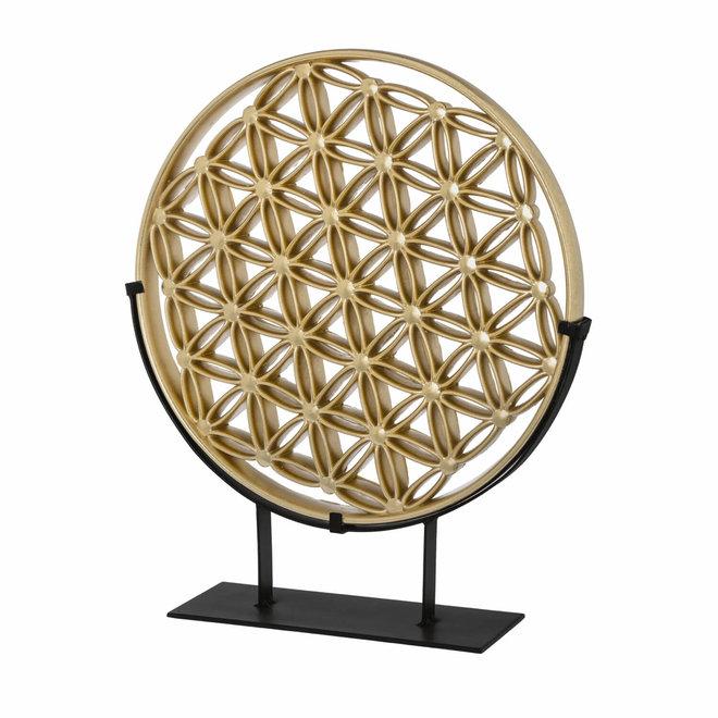 Ornament Vanity gold 44cm