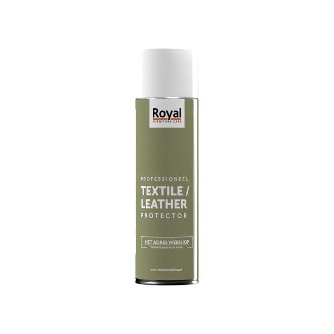 Textiel en leer beschermende impregneer spray professioneel 500ml