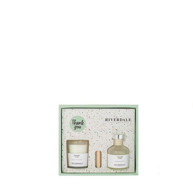 Giftbox Lola Magnolia en iris 30ml