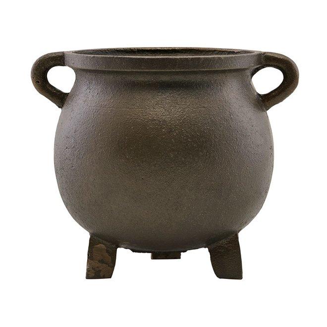 Flowerpot Season 01 Antique brown iron