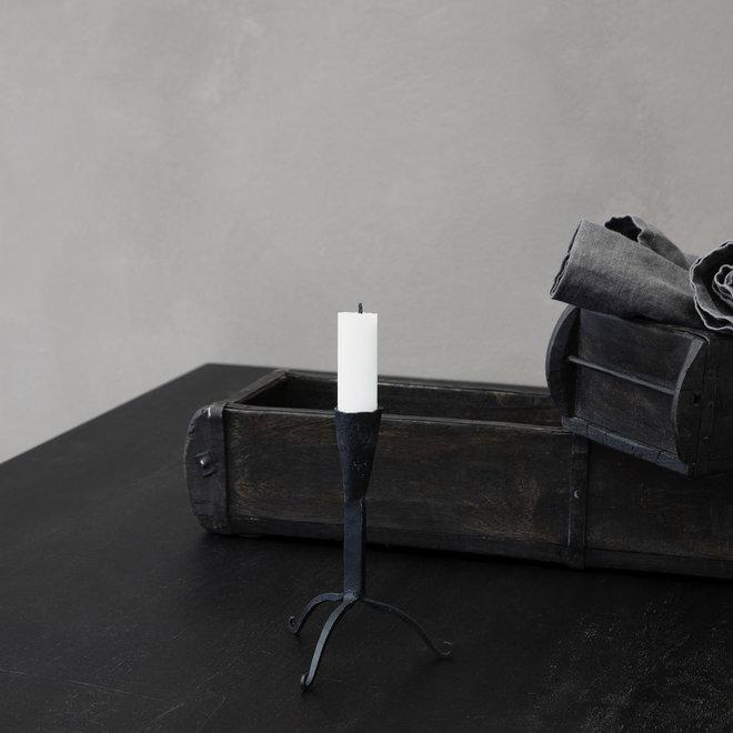 Candle holder Farm matt iron