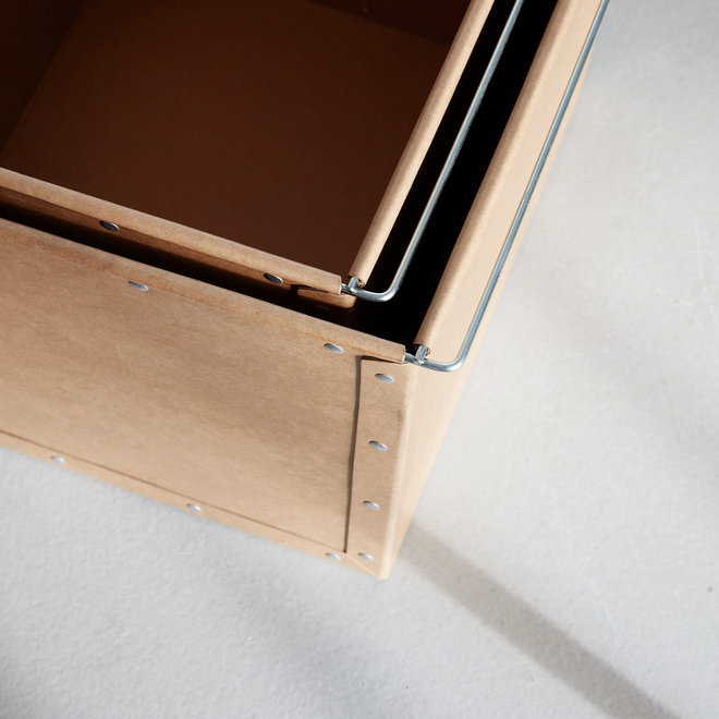 Baskets box 2 Brown