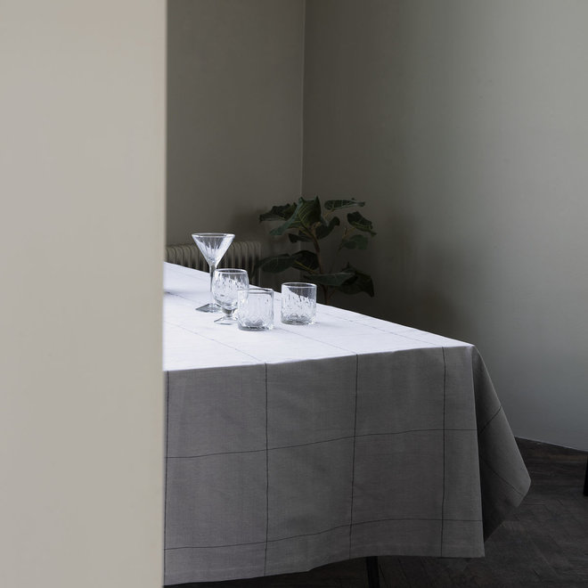 Tablecloth Irra Gray 250x140cm