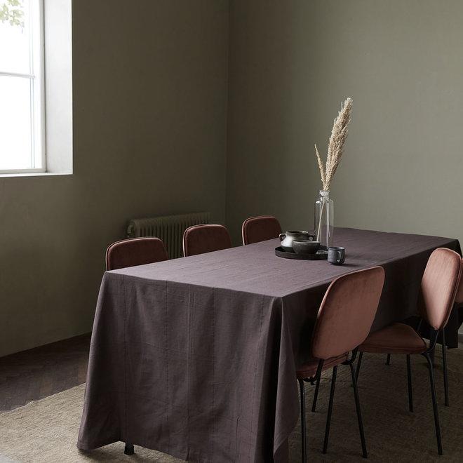 Tafelkleed Virra Bruin 330x140cm