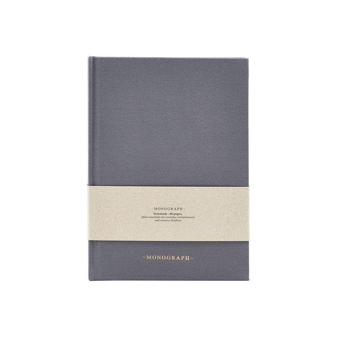 Notitieboek Blauw 20cm