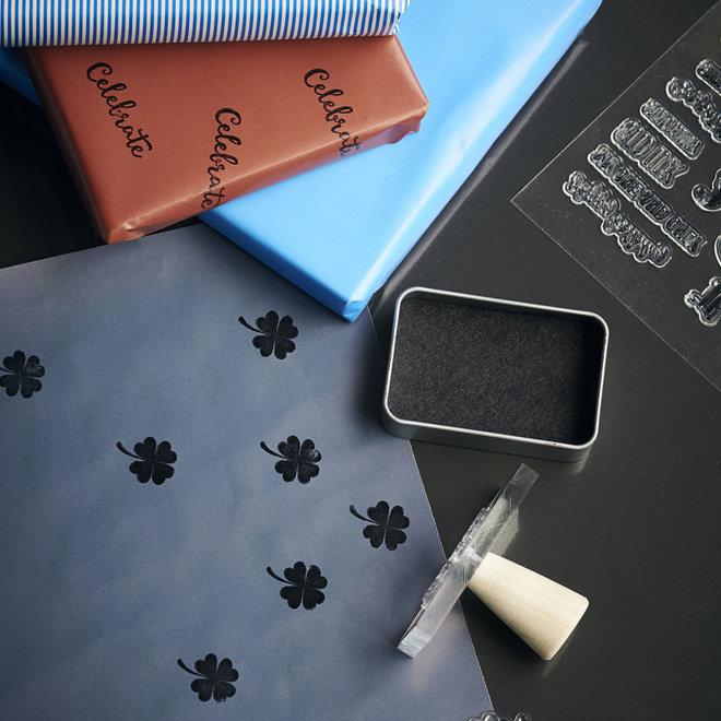 Ink pad Black