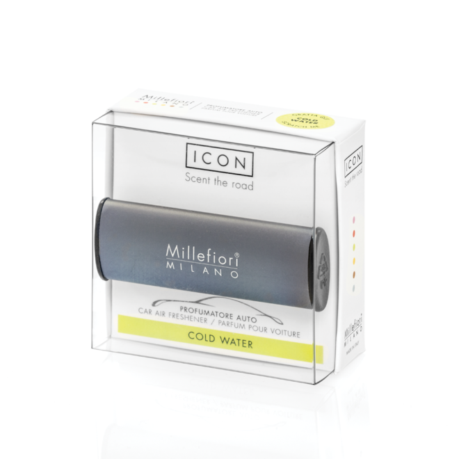 Icon car 60 Cold Water- Classic car perfume
