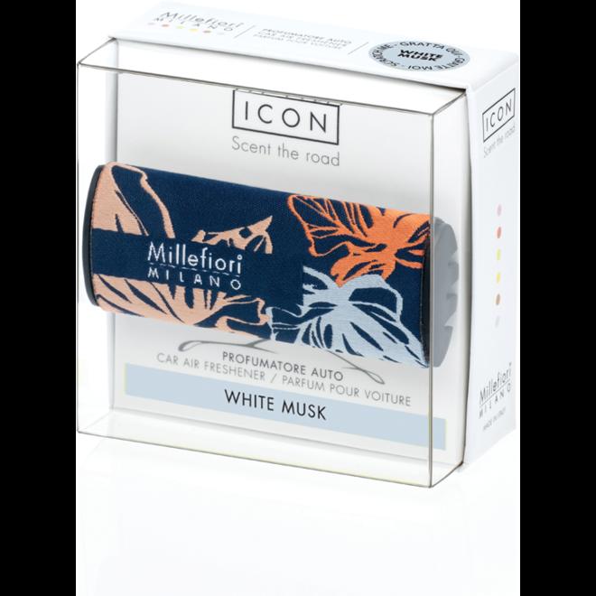 Icon car 72 White Musk- Textile Floral autoparfum