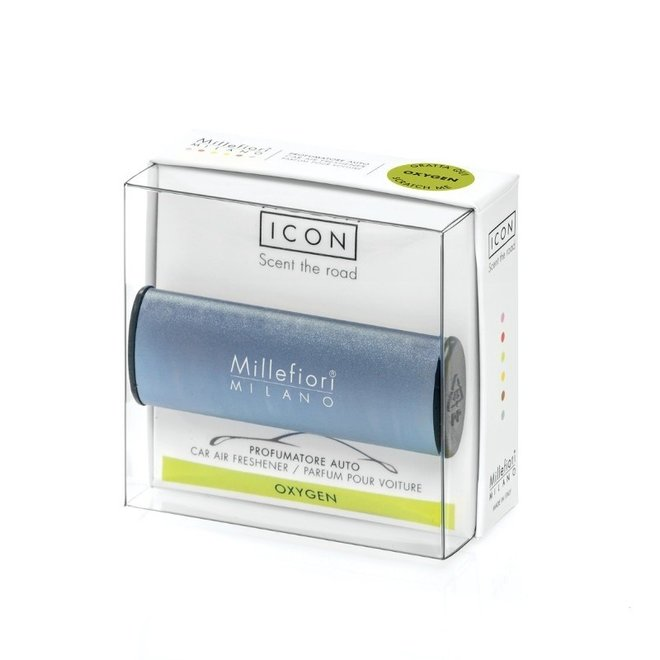 Icon car 54 Oxygen - Metallo car perfume