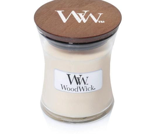 Woodwick Vanilla Bean candles