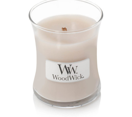 Woodwick Smoked Jasmine kaarsen