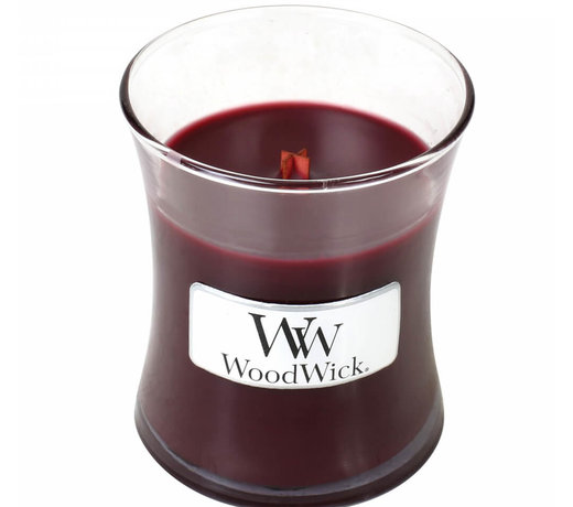 Woodwick Black Cherry kaarsen