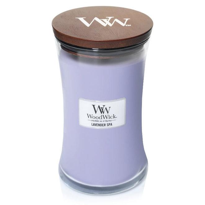 Lavender Spa kaars groot
