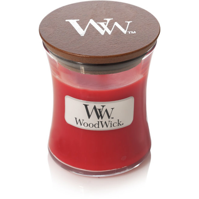 Crimson Berries candle small
