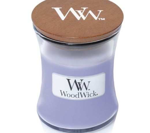 Woodwick Lavender Spa candles