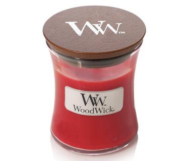 Bougies Woodwick Crimson Berries