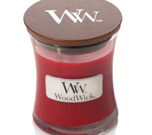 Woodwick Pomegranate kaarsen