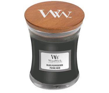 Bougies au poivre noir Woodwick