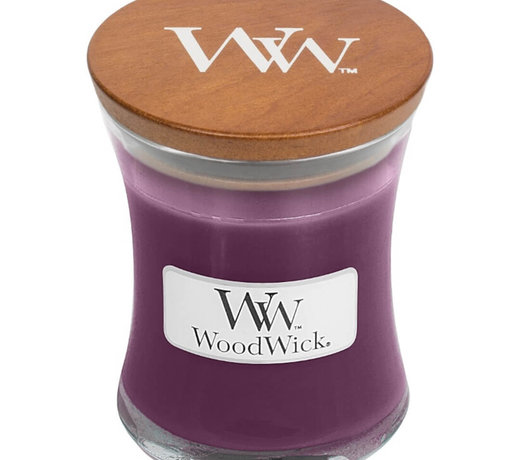 Woodwick Spiced Blackberry candles