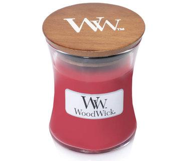 Bougies de cassis Woodwick