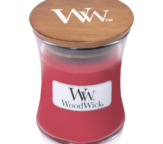 Woodwick Johannisbeerkerzen