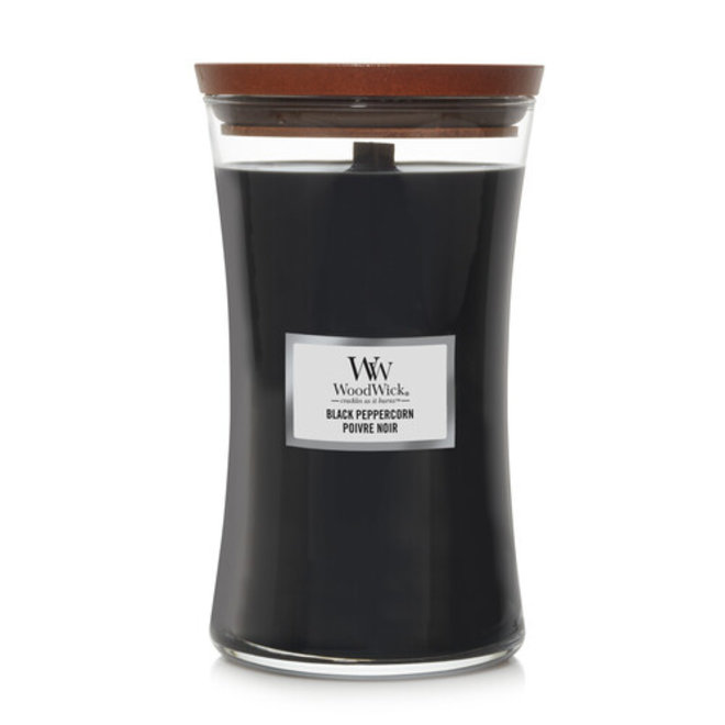 Black Peppercorn candle large