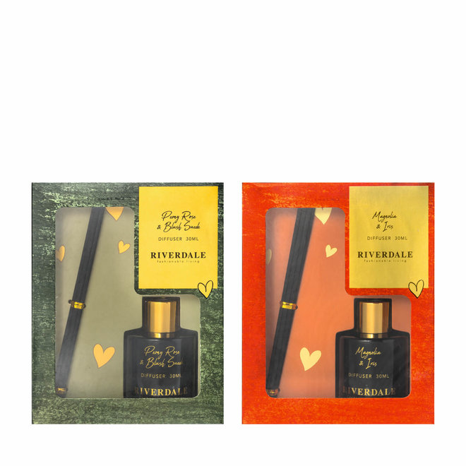 Must have Februari geurstokjes giftset Lily