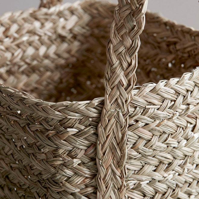 basket Sikar natural set 40cm