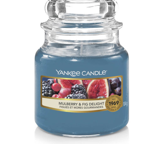 Yankee Candle Mulberry Fig Delight